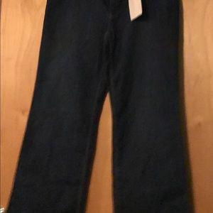 Liz Claiborne jeans.  Size16S.  Bootcut.